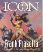 Frank Frazetta : the master of fantasy art