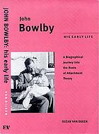 John Bowlby : his early life : a biographical journey into the roots of attachment theory
