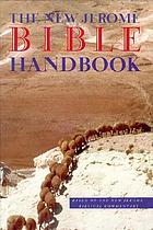 The New Jerome Bible handbook
