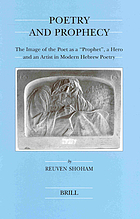 Poetry and prophecy : the image of the poet as a