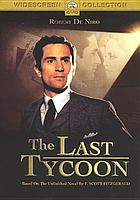 F. Scott Fitzgerald's the last tycoon