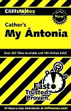 CliffsNotes, My Antonia