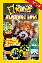 National geographic kids almanac 2014.