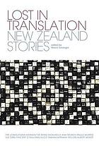Lost in translation : New Zealand stories