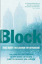 The Matt Scudder mysteries