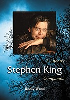 Stephen King : a literary companion