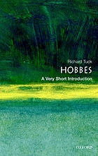 Hobbes : a very short introduction