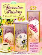 Decorative painting : a classic collection