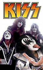 Kiss : men and monsters
