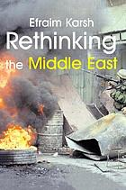 Rethinking the Middle East