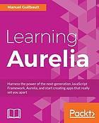Learning Aurelia.