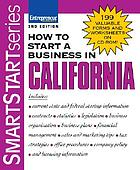 How to start a business in California.