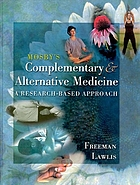 Mosby's complementary & alternative medicine : a research-based approach