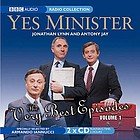 Yes Minister : the very best episodes. v. 1