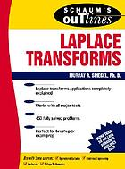 Schaum's outline of theory and problems of Laplace transforms,