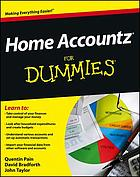 Home Accountz for dummies