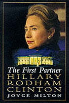 The first partner--Hillary Rodham Clinton