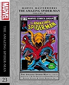 Marvel masterworks presents the Amazing Spider-Man.