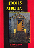 Homes in Alberta : building, trends, and design, 1870-1967