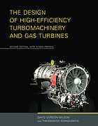 The design of high-efficiency turbomachinery and gas turbines
