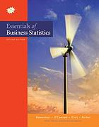 Essentials of business statistics