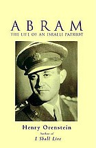 Abram : the life of an Israeli patriot