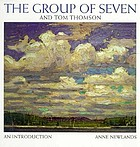 The Group of Seven and Tom Thomson : an introduction