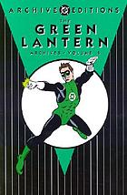 The Green Lantern archives. Volume 4
