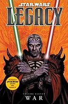 Star Wars : legacy. Vol. 11, War