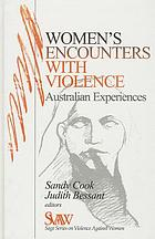 Women's encounters with violence : Australian experiences
