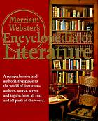 Merriam-Webster's encyclopedia of literature.