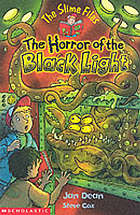 The horror of the black light