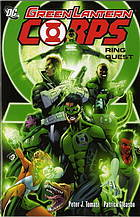 Green Lantern Corps : ring quest