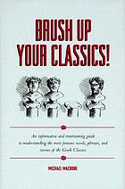 Brush up your classics!