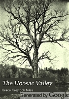 The Hoosac Valley : its legends and its history