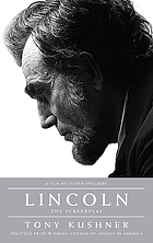 Lincoln : the screenplay