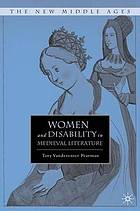 Women and Disability in Medieval Literature.