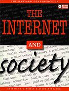 The internet and society.