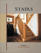 Stairs : the best of Fine homebuilding.