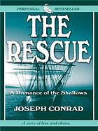 The rescue : a romance of the shallows