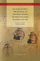 Em nome de Deus : the journal of the first voyage of Vasco da Gama to India, 1497-1499