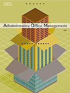 Administrative office management : edition 13 : short course