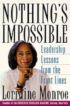 Nothing's impossible : leadership lessons from inside and outside the classroom