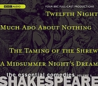 Shakespeare, the essential comedies. : volume 1 much ado about nothing