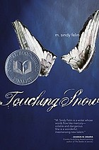 Touching snow