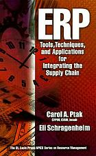 ERP : tools, techniques, and applications for integrating the supply chain : companion CD