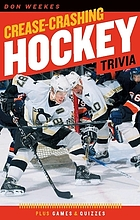 Crease-crashing hockey trivia