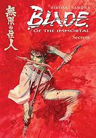 Blade of the immortal. Secrets