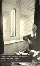 Journal of the Derbyshire Archaeological and Natural History Society.