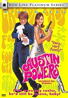 Austin Powers, international man of mystery